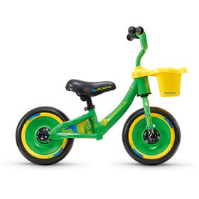 "s'cool pedeX 3in1 10"" Enfant, green/yellow"